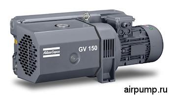 Вакуумные насосы GV150 от компании Atlas Copco