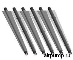 Аэродинамические накладки Aero-Shield улучшают эффективность теплообмена