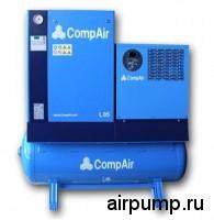 Преимущества винтовых компрессоров CompAir