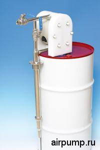 Закрытая насосная система Pneumix от Tapflo
