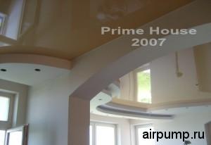 натяжные потолки для квартир и коттеджей