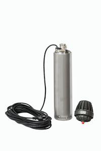 Автоматический погружной насос Ixo-Pro для сбора дождевой воды