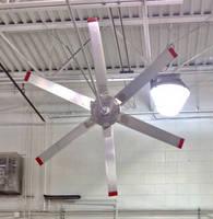 Легкие и малошумящие потолочные вентиляторы Herkules