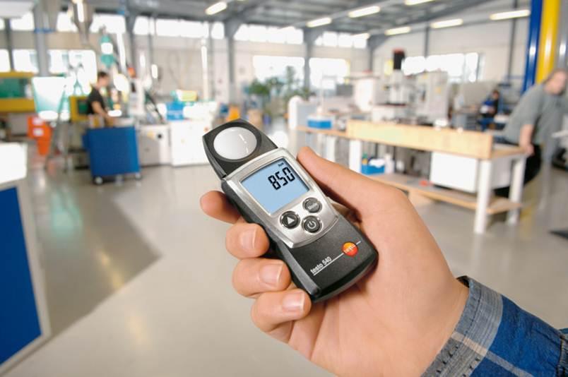Специальная оценка условий труда при производстве насосного оборудования