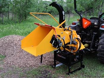 Механическиe дробилки для древесных отходов Auto-Feed