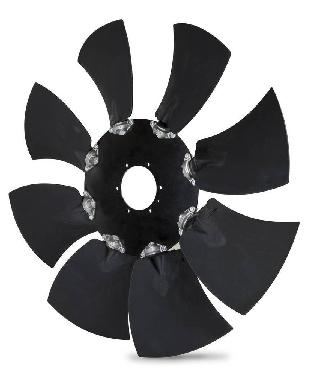 Модульные крыльчатки для вентиляторов WindShift™ WSE