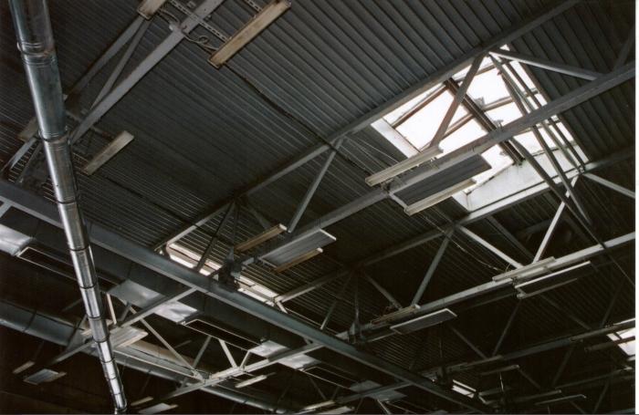 Инфракрасные системы промышленного обогрева