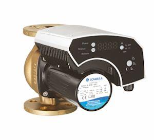 Насосы Lowara Ecocirc XL для систем горячего водоснабжения
