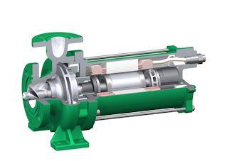 Hermetic-Pumpen расширяет линейку продуктов для химической промышленности
