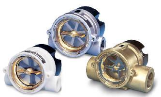 Электронные датчики расхода жидкости RotorFlow