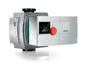Обновленные циркуляционные насосы Wilo-Stratos